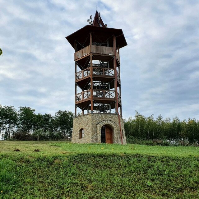 Fertőszentmiklós lookout tower