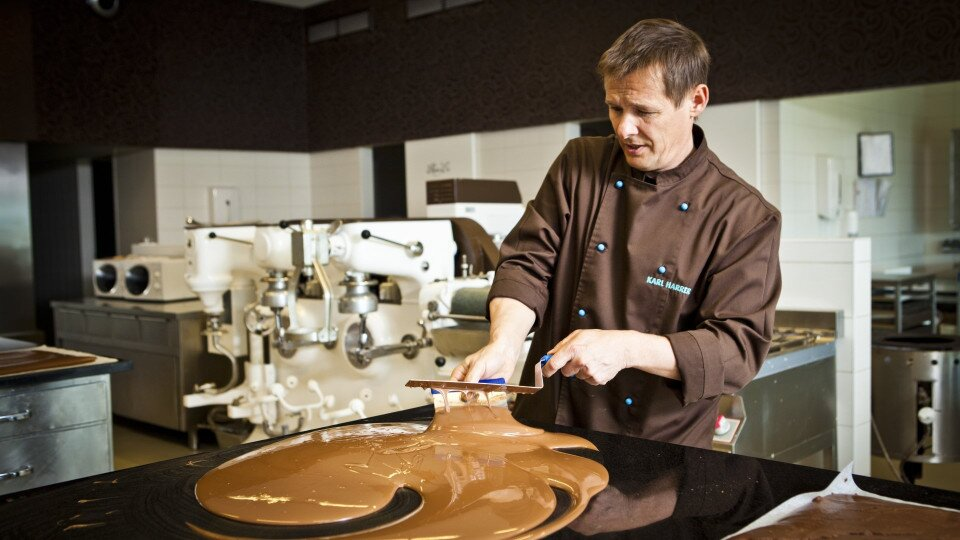 Harrer Chocolate Workshop and Confectionery