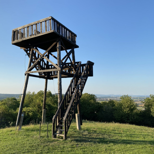 Ház Hill Lookout Tower
